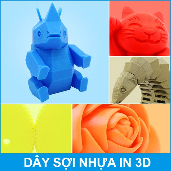 Day So Nhua In 3d ABS