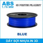 Day So Nhua In 3d ABS Blue