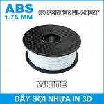 Day So Nhua In 3d ABS White
