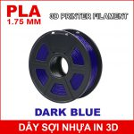 Day So Nhua In 3d PLA Dark Blue