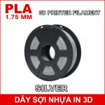 Day So Nhua In 3d PLA Silver