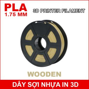 Day So Nhua In 3d PLA Wooden