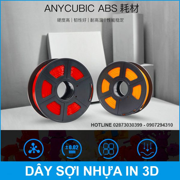 So Nhua ABS Dung In 3D