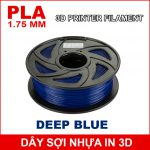 Day So Nhua In 3d PLA DEEP BLUE