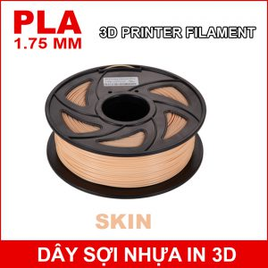 Day So Nhua In 3d PLA Skin