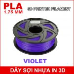Day So Nhua In 3d PLA VIOLET