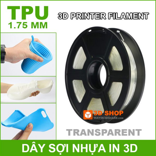 Nhua In 3D TPU Transparent